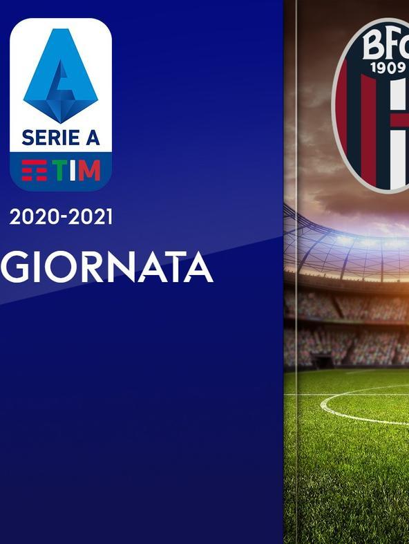 Bologna - Lazio. 24a g.