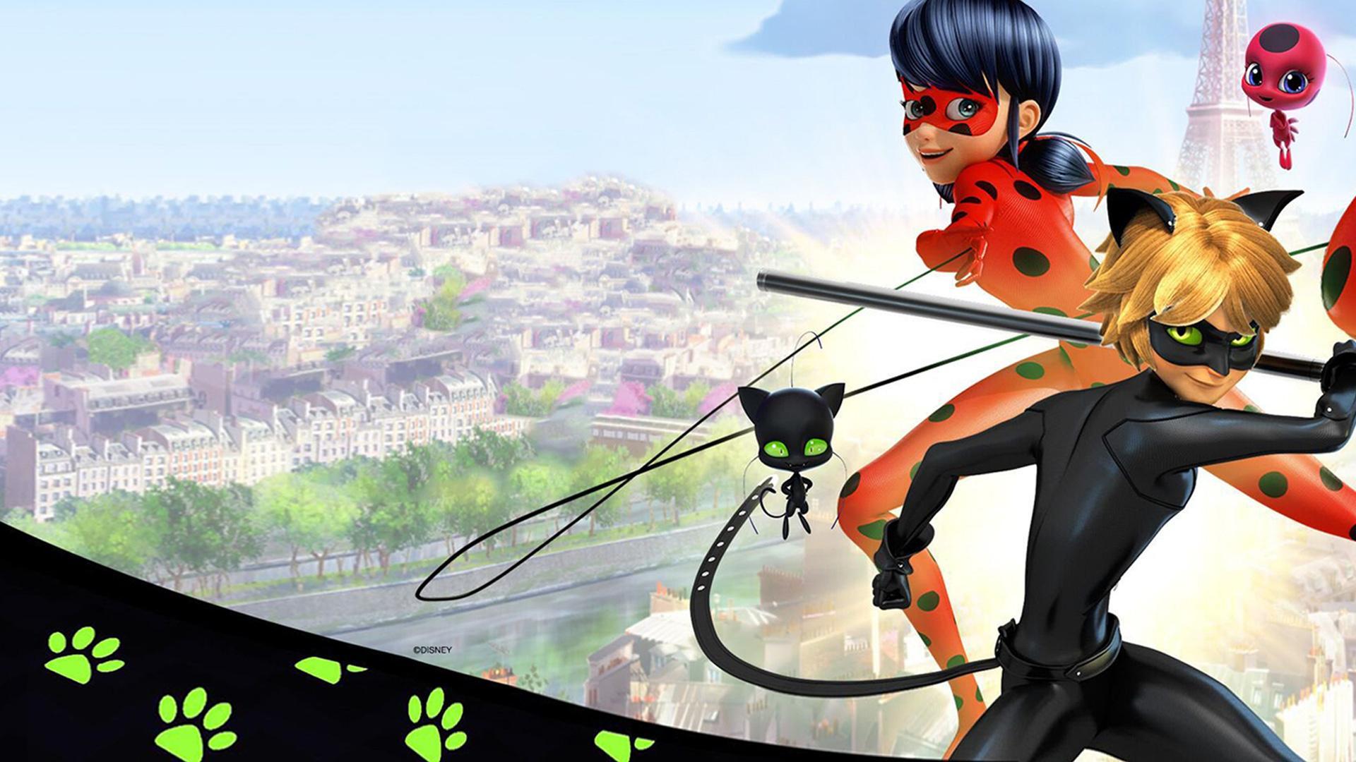 Super! Miraculous: Le storie di Ladybug e Chat Noir