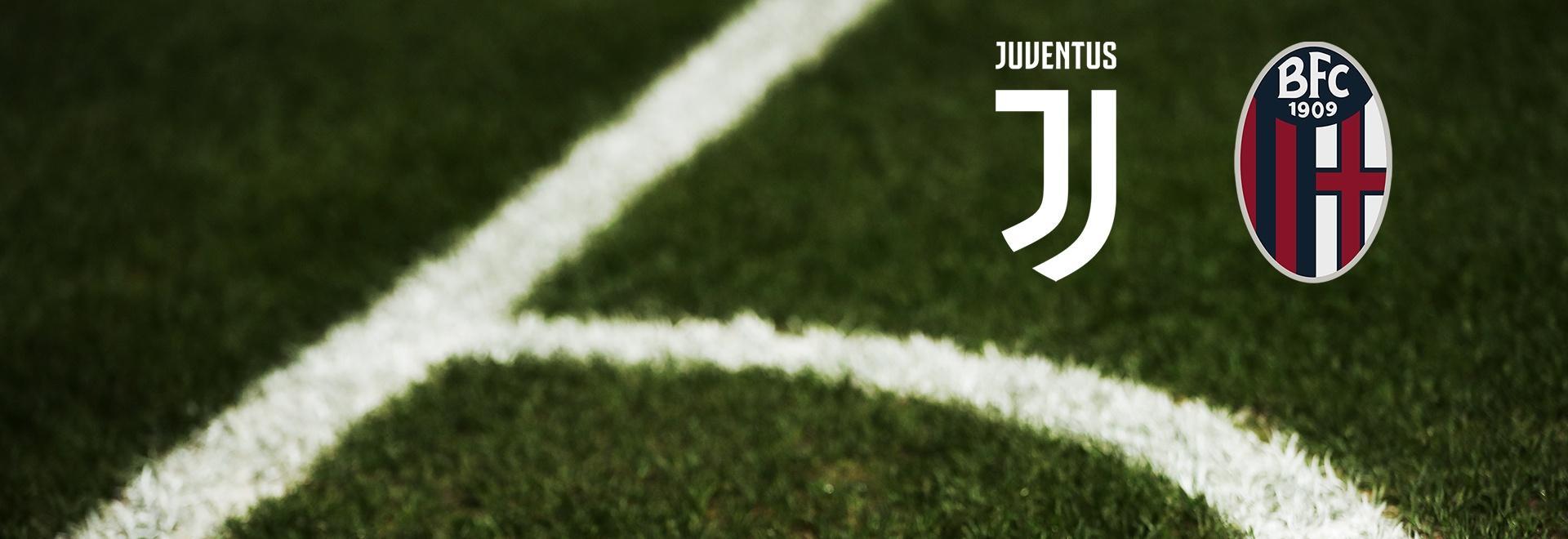 Juventus - Bologna. 8a g.