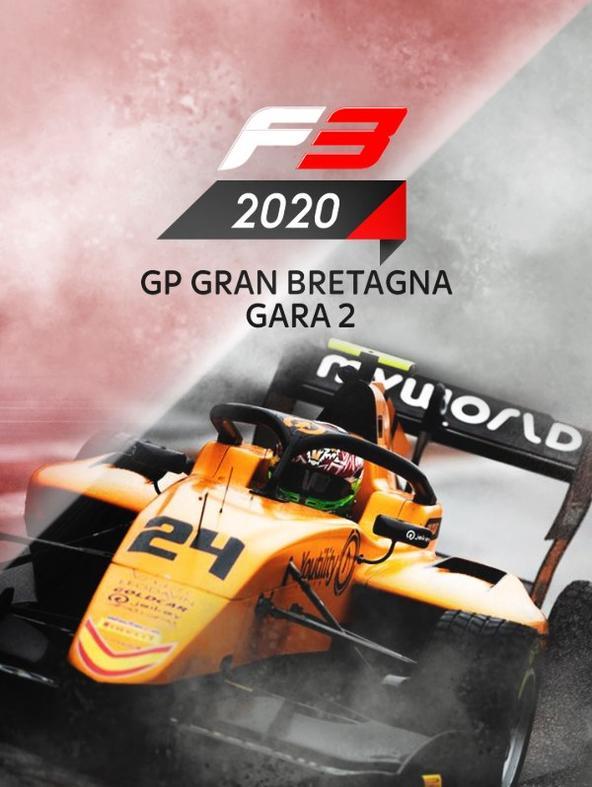 GP Gran Bretagna. Gara 2