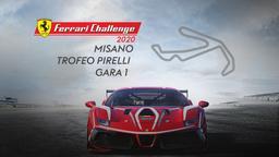 Trofeo Pirelli Misano. Gara 1