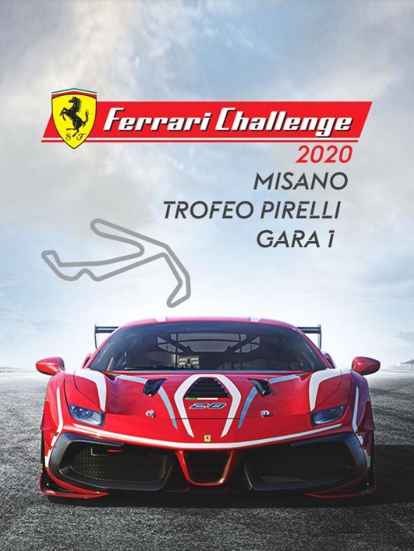 S2020 Ep26 - Ferrari Challenge