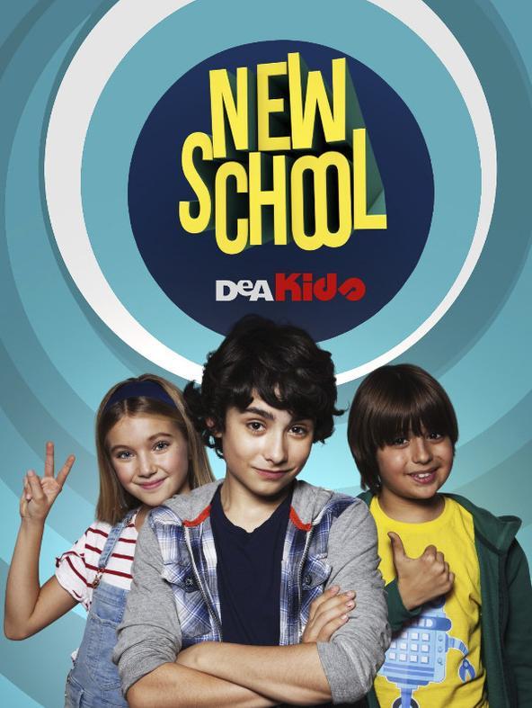 S1 Ep9 - New School