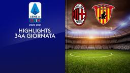 Milan - Benevento