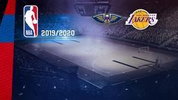 New Orleans - LA Lakers