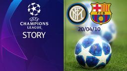 Inter - Barcellona 20/04/10