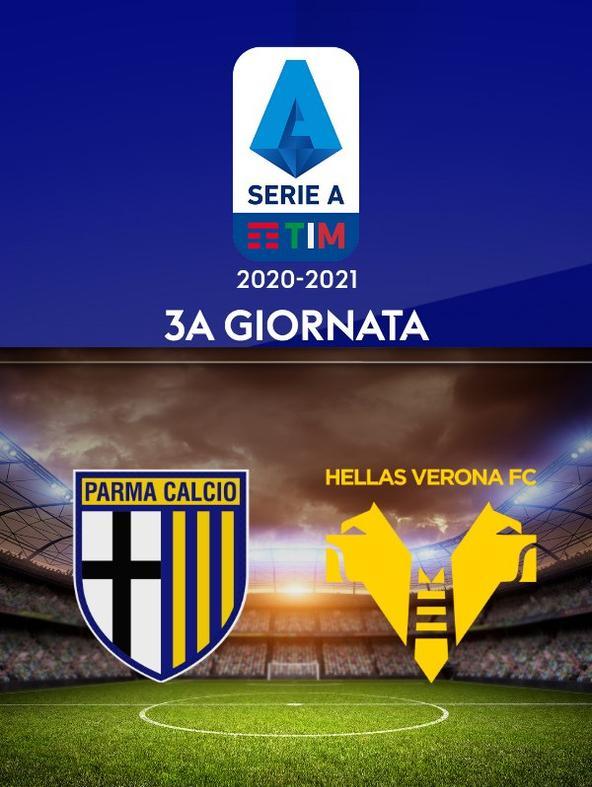 Parma - Verona. 3a g.
