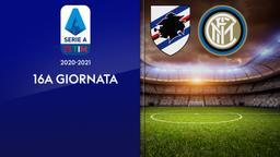 Sampdoria - Inter. 16a g.