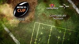 Canterbury - Tasman. Finale