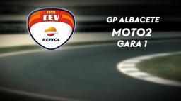 GP Albacete: Moto2. Gara 1