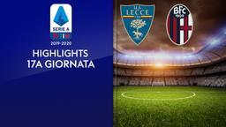 Lecce - Bologna