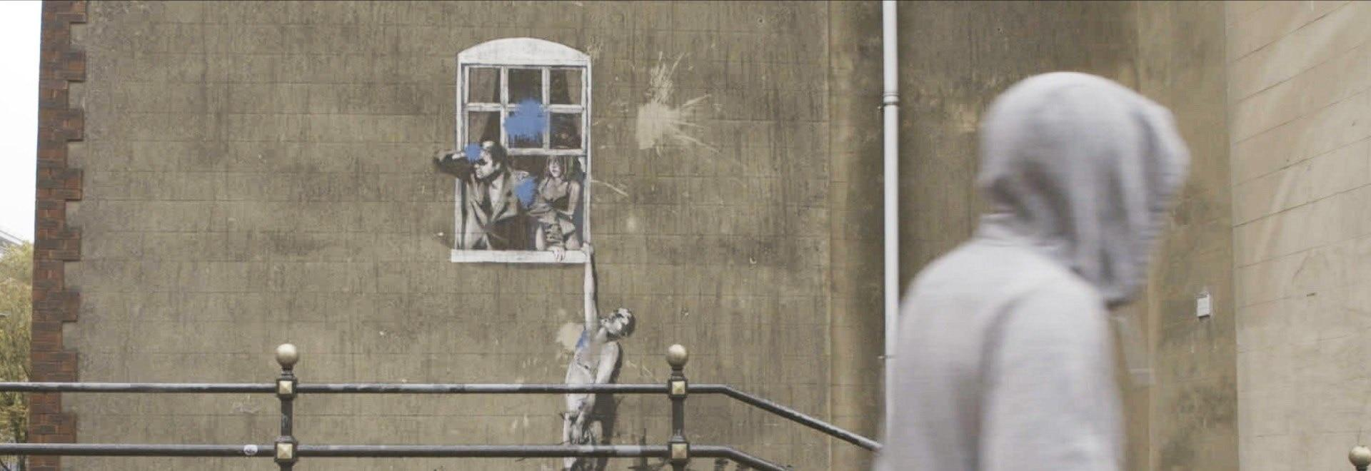 Banksy Most Wanted