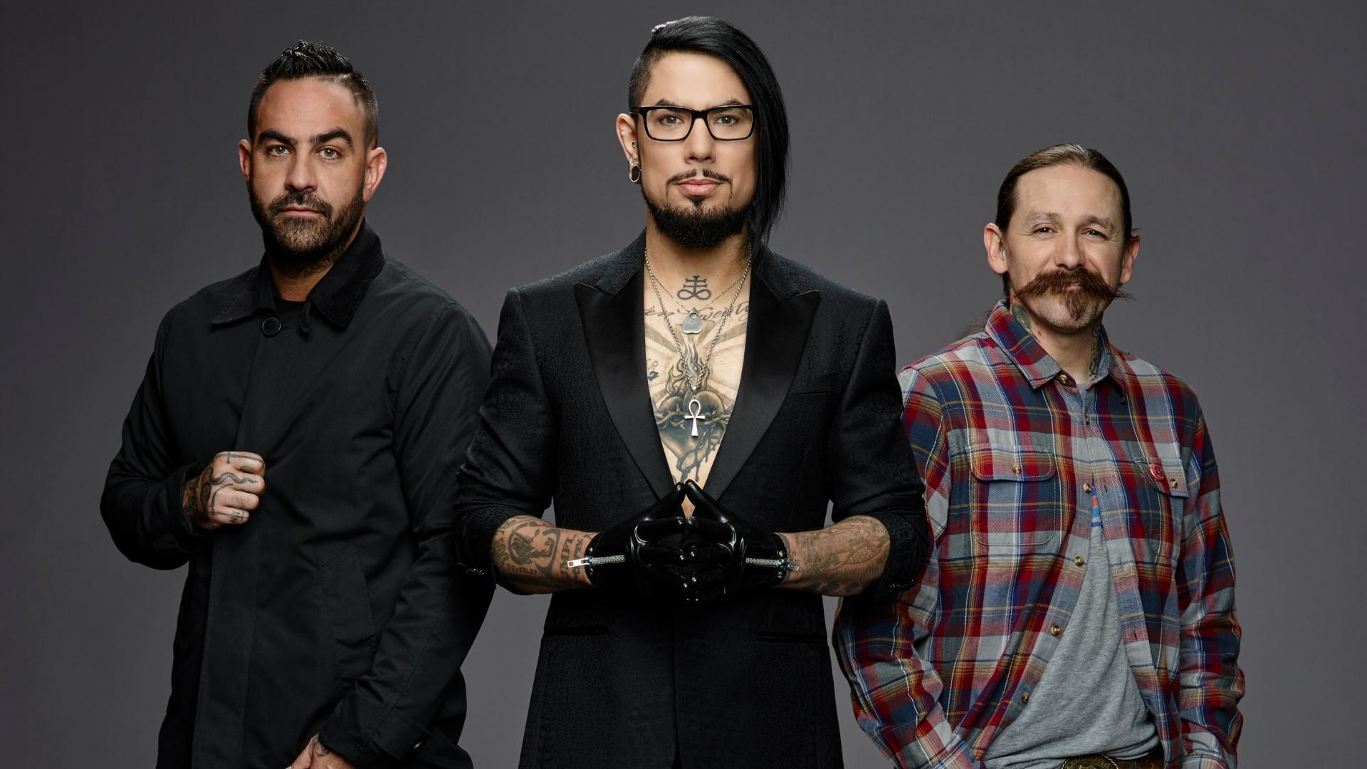 VH1 Ink Master: tatuaggi in gara