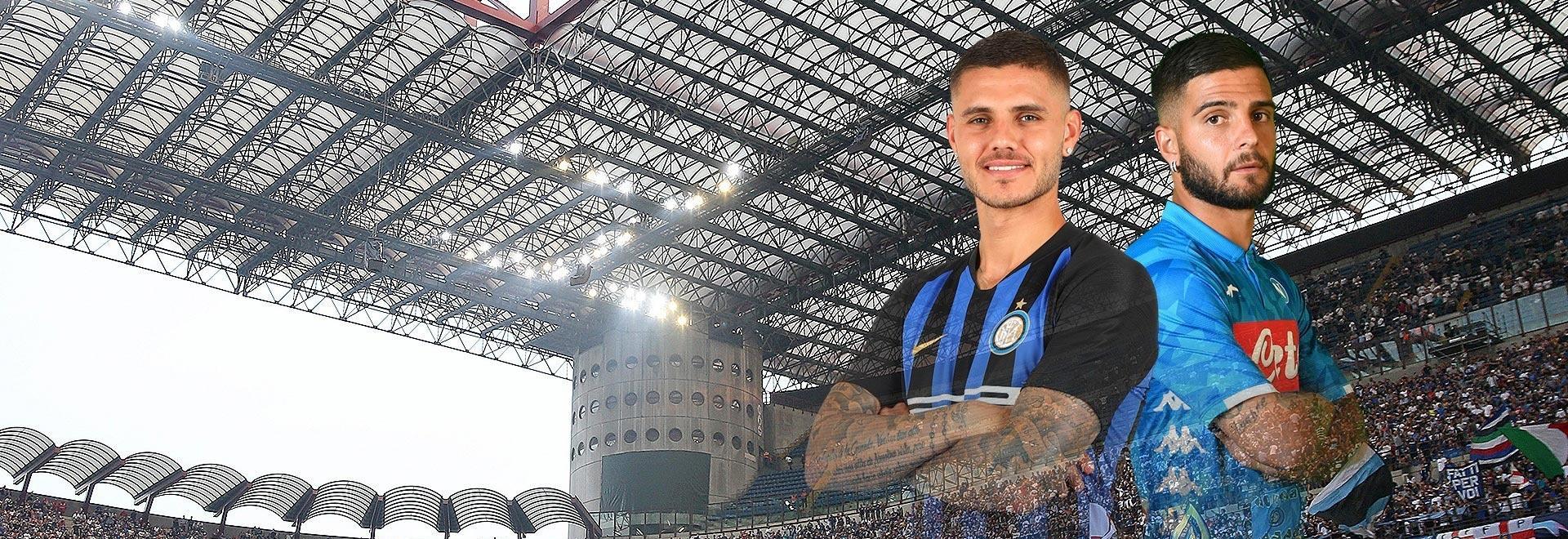 Inter - Napoli. 18a g.