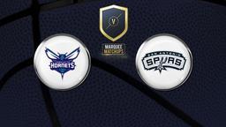 Hornets - Spurs 14/01/19