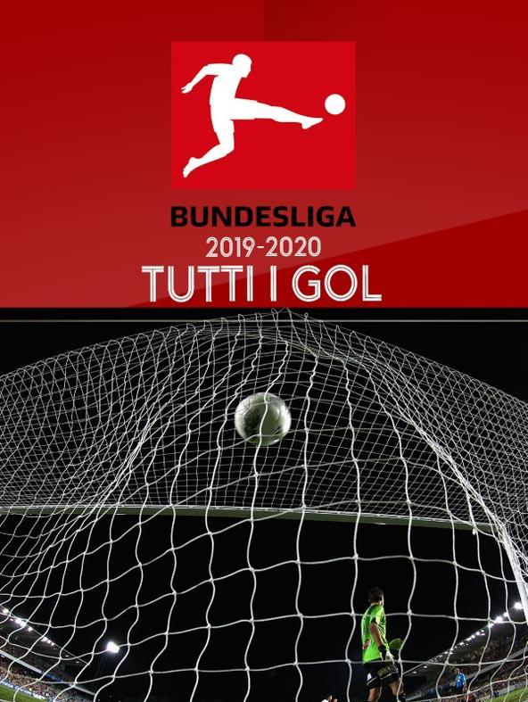 Tutti i gol della Bundesliga: 34a g.