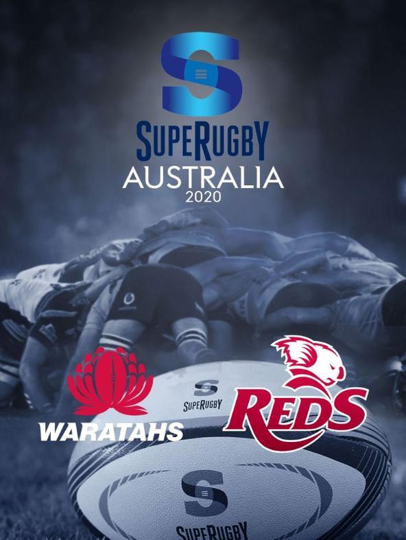 Rugby: Waratahs - Reds