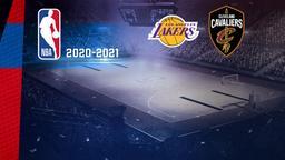 LA Lakers - Cleveland