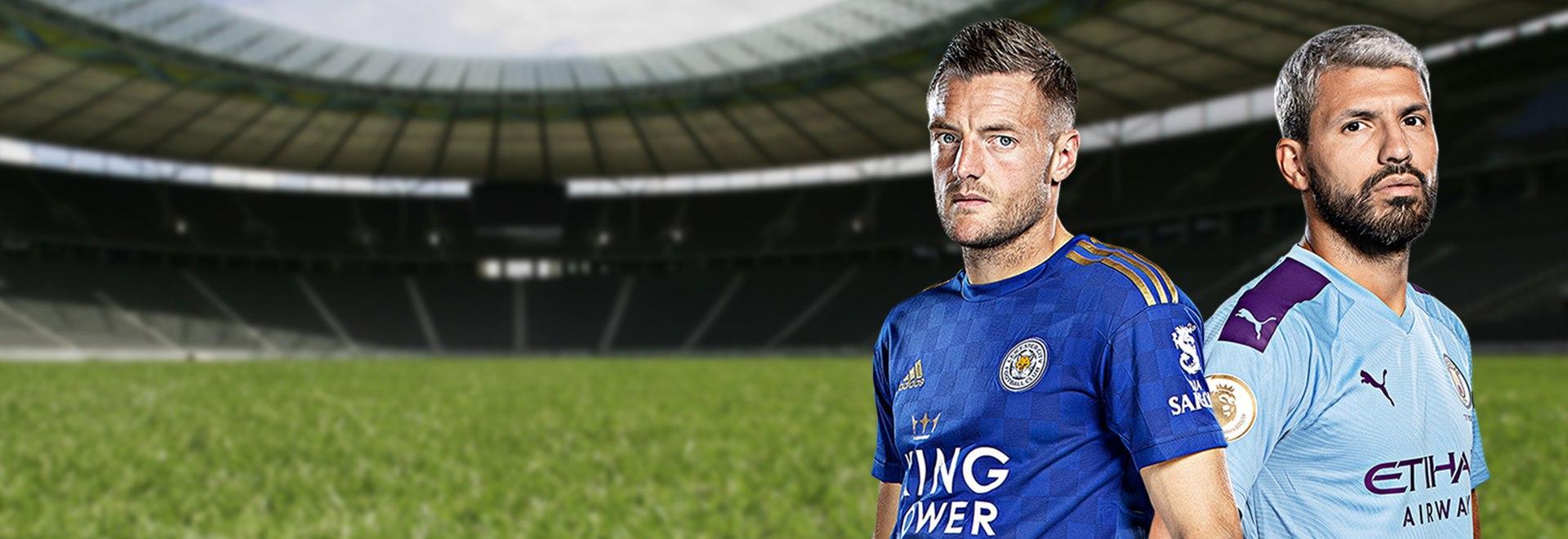 Leicester City - Man City. 27a g.