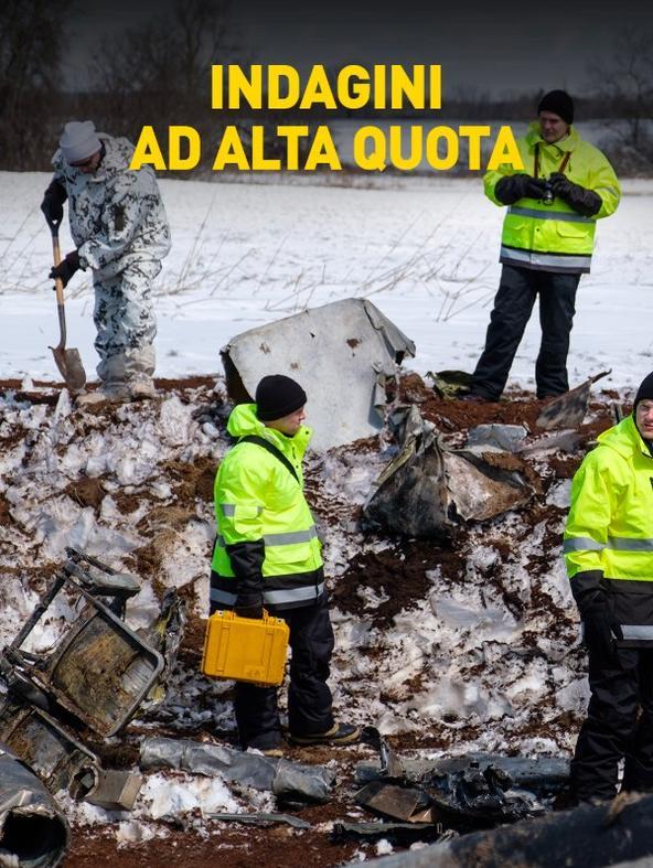Indagini ad alta quota - 1^TV