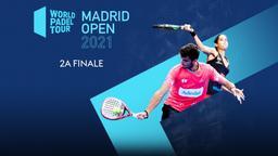 Madrid Open: 2a Finale