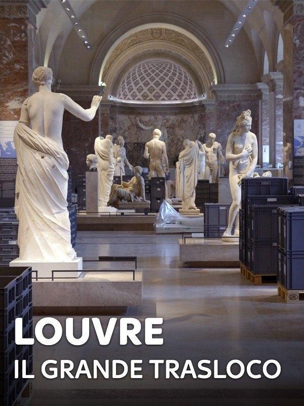 Louvre - Il grande trasloco