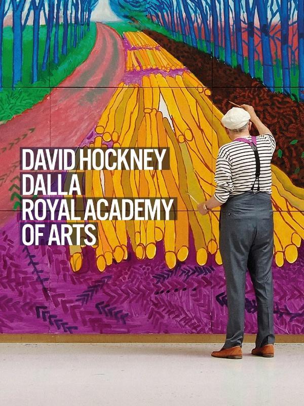 David Hockney dalla Royal Academy of...