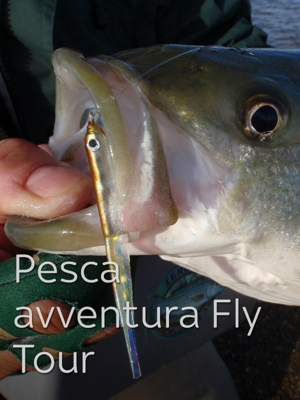 S1 Ep7 - Pescavventura Fly Tour 1