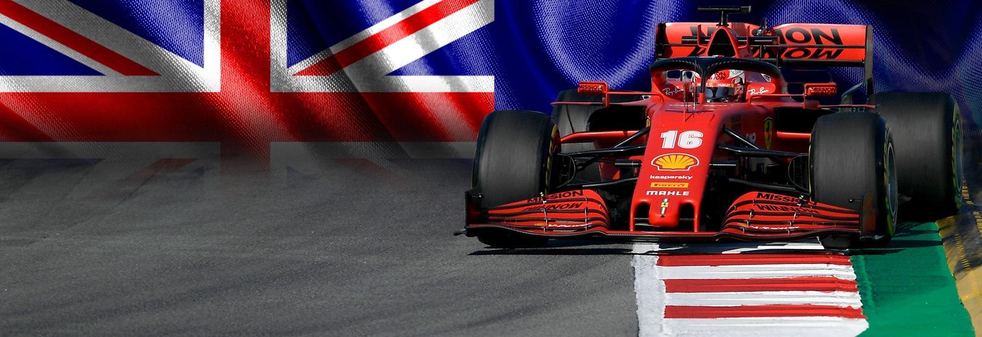 GP Australia. PL1