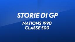 Nations 1990. Classe 500