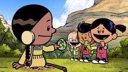 Io sono Sacagawea