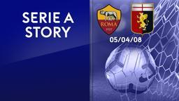 Roma - Genoa 05/04/08