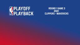 2021: Clippers - Mavericks
