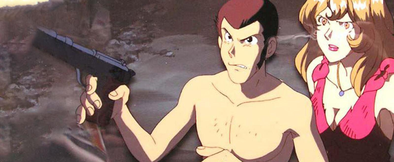 Lupin e l'uovo di Colombo