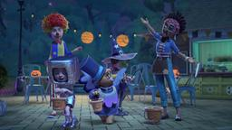 Paddington e Halloween / Paddington esprime un desiderio
