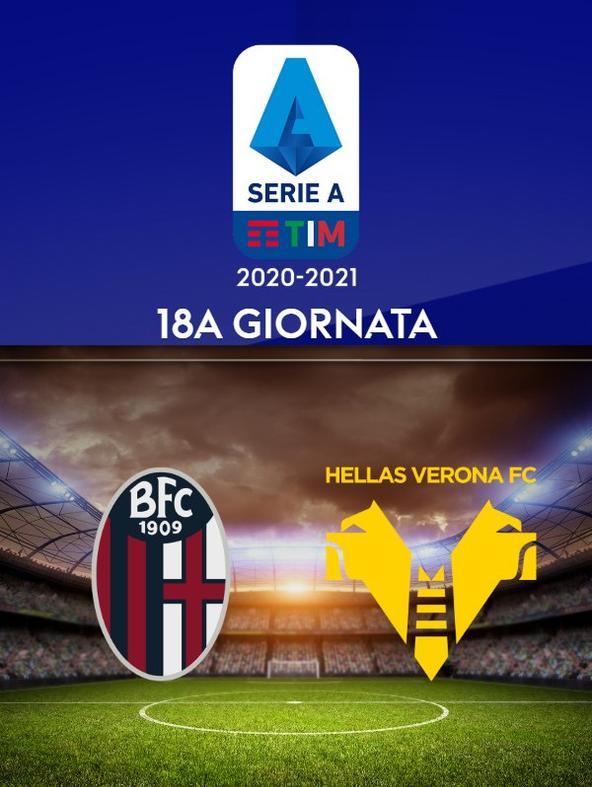 Bologna - Verona    (diretta)