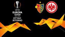 Basilea - Eintracht F. Ottavi Ritorno