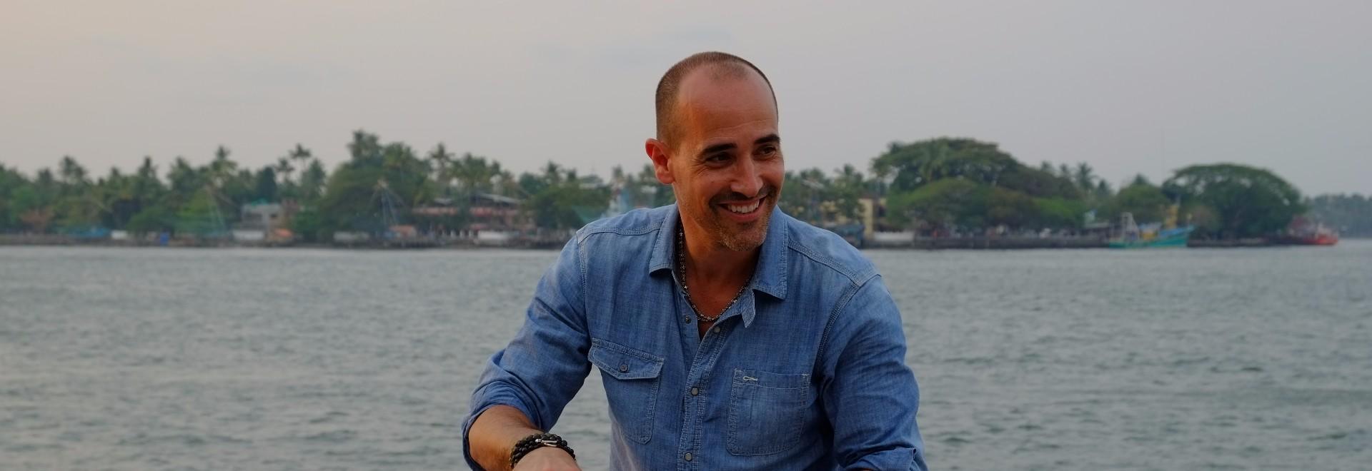 David Rocco dolce India