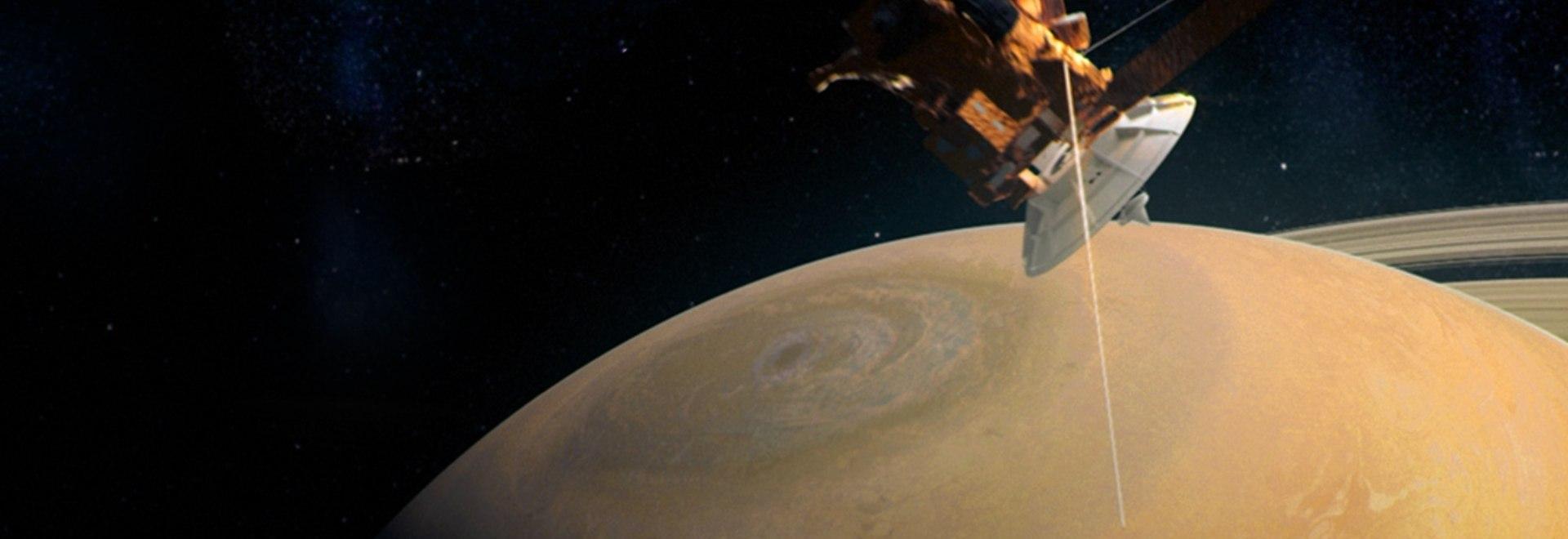 Saturno: missione Cassini