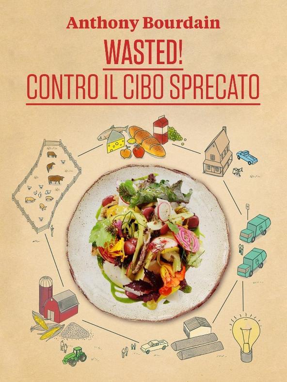 Anthony Bourdain: Wasted! Contro il cibo sprecato