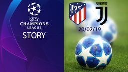 Atletico M. - Juventus 20/02/19