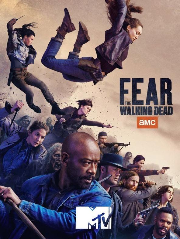 S6 Ep2 - Fear the Walking Dead