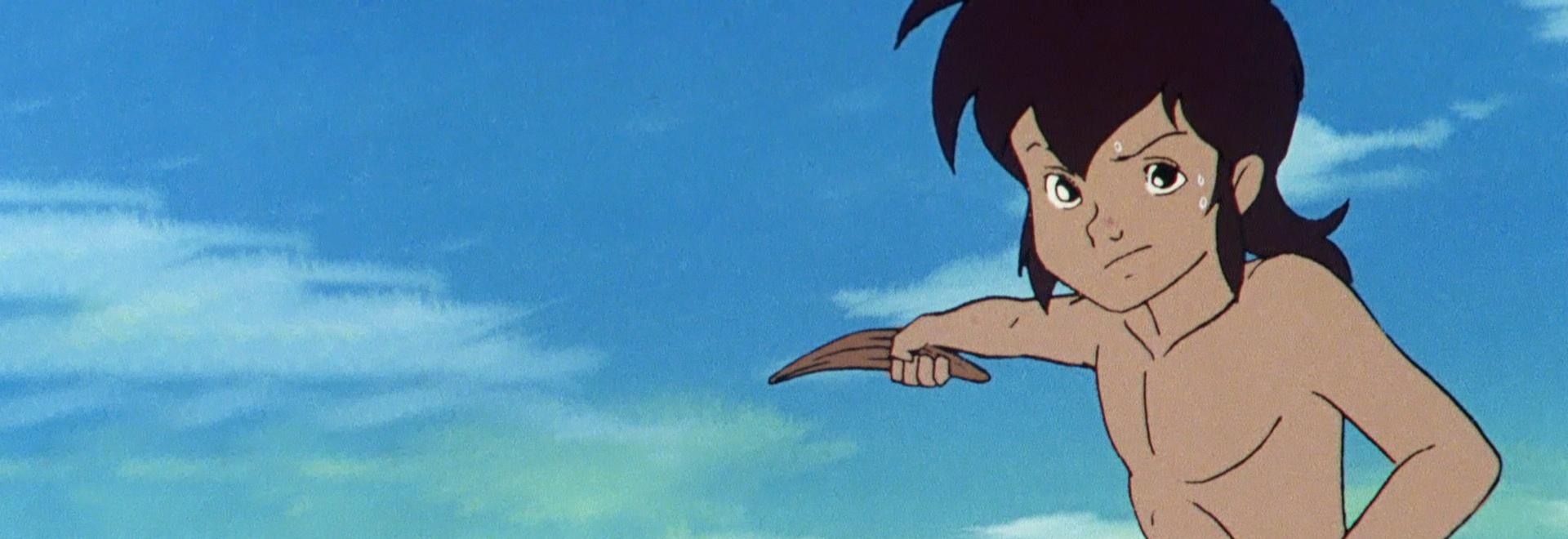 Mowgli, ragazzo lupo