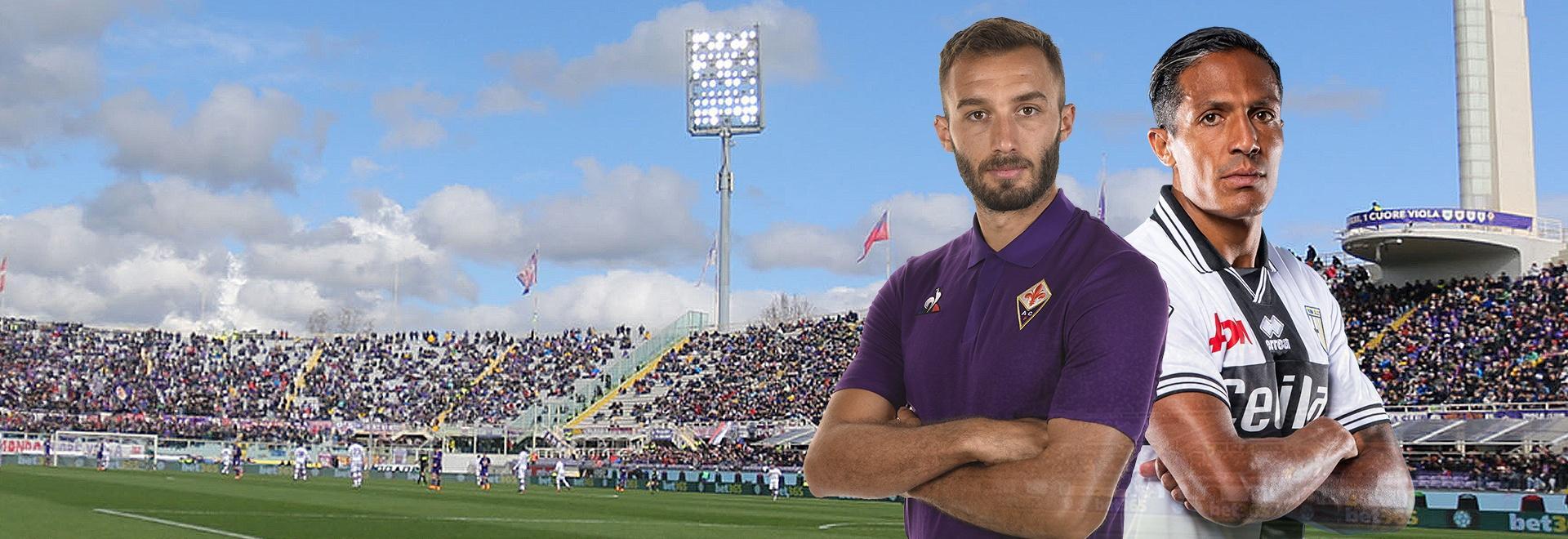 Fiorentina - Parma. 18a g.