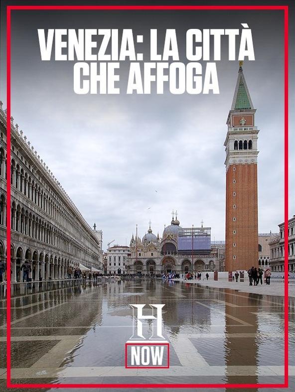 Venezia: la citta' che affoga