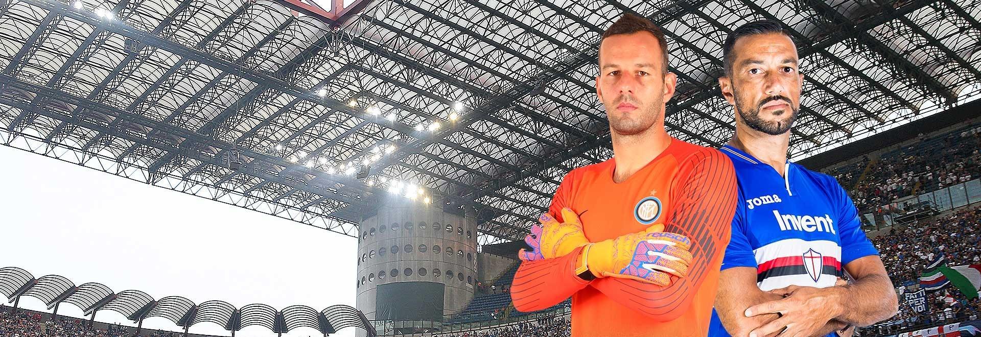 Inter - Sampdoria. 24a g.