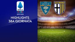 Lecce - Parma