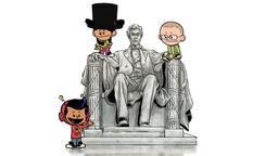 Io sono Abraham Lincoln