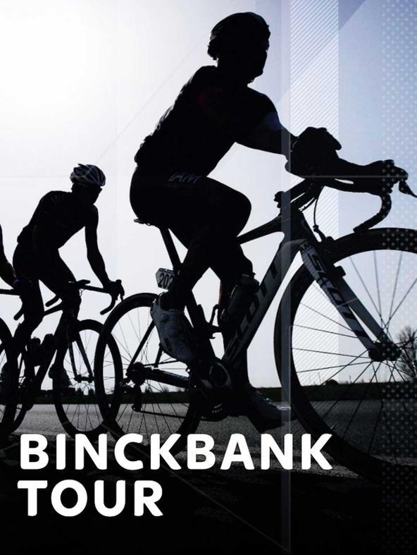 Ciclismo: BinckBank Tour