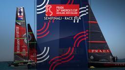 Semifinale. Race 3 e 4